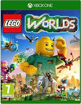 Lego Worlds Xbox One New Sealed