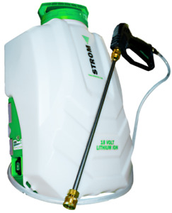 Strom electric back pack sprayer # QA101