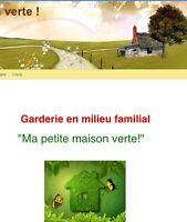 3 Places - Garderie milieu familial
