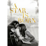 A Star Is Born (2018 DVD) Lady Gaga Bradley Cooper Preorder ships on 2/19 NEW