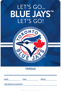 2 Blue Jays Outfield Tickets Saturday June 17