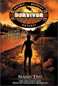 Survivor Season 2 The Greatest and most outrageous moment Cambridge Kitchener Area image 1