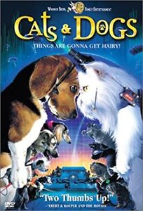 DVD Chats et chiens   Cats & dogs