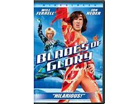 DVD films - The Look of love - Team America world Police - HITCHCOCK - Blades of glory
