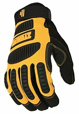 Radians DeWalt DPG780XL Performance Mechanic Work Gloves, X-Large