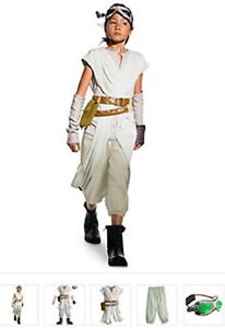 Disney Star Wars: The Force Awakens Rey Costume - Size 9/10