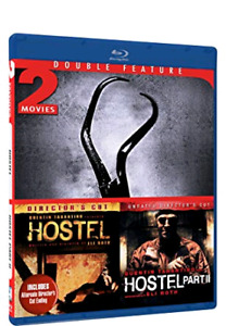 Hostel and Hostel Unrated Cuts Dbl. Feature