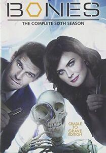 Bones Season 6 on DVD