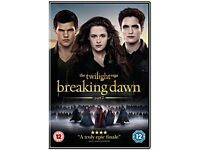 The Twilight Saga: Breaking Dawn Part 2 DVD