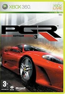 XBOX 360 - PGR3 (Project Gotham Racing 3)