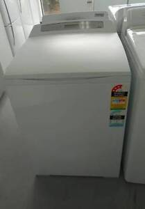 ( MWM 122 ) Second Hand FISHER & PAYKEL 8kg Washing Machine Bundall Gold Coast City Preview