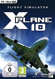 Flight Simulator X plane 10