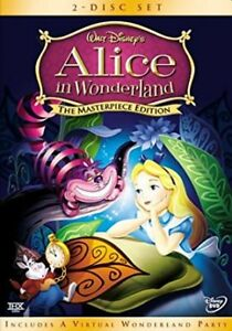 Alice in Wonderland: The Masterpiece Edition DVD