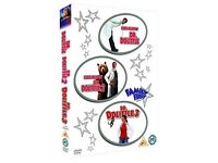 Dr Dolittle/Dr Dolittle 2/Dr Dolittle 3 [DVD] - the complete boxset