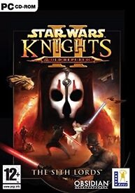 Star wars knights of the old rebublic 2 the sith lords.