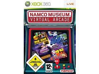 xbox 360 game Namco Museum: Virtual Arcade (Xbox 360)