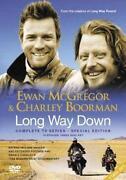 Long Way Down DVD