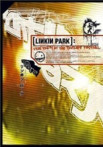 Linkin Park-The Frat Party at the Pancake Festival VHS tape + cd