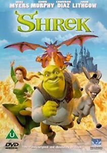 DVD Shrek