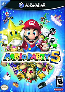 Looking for Mario Party 5