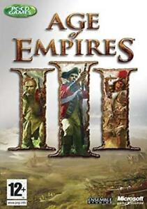 Age of Empires III for PC - Brand new in box