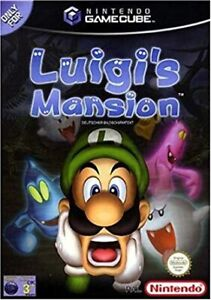 Looking for a copy of Luigi's Mansion