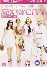 BRAND NEW FULL SERIES SET INCLUDING 2 MOVIES - SEX & THE CITY BOXSET