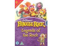 Fraggle rock DVD
