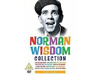 Norman Wisdom Collection - 12-DVD Box Set