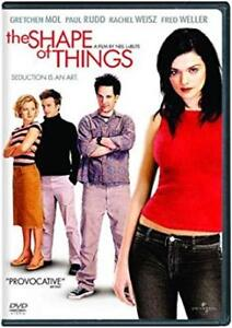 The Shape Of Things dvd-Excellent condition dvd + bonus dvd