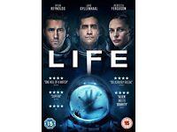 DVD Sci-Fi Film 'Life'