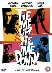 PEDRO ALMODOVAR. DVD. Tie me up Tie Me Down. ++Région 2/PAL++