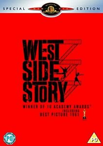 West Side Story Special Edition DVD, never been opened!