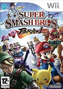 Looking for a copy of Super Smash Brothers Brawl