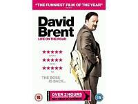 David Brent DVD Ricky Gervais Film