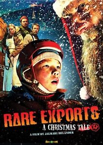 Rare Exports-A Christmas Tale-Very good condition