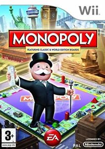 I am looking for Monopoly Here & Now for Wii