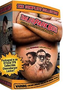 Trailer Park Boys Complete Collection cheese burger locker dvd s