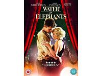 WATER FOR ELEPHANTS REGION 2 DVD