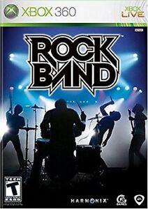 Ensemble complet Rock Band Xbox 360