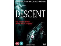 THE DESCENT [DVD, 2005]