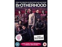 New Sealed Brotherhood dvd valentines 💜 gift night