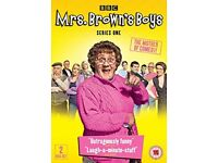 Mrs Brown's Boys x3 DVDs