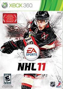 NHL 2011, Xbox 360