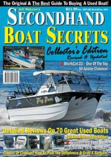 Secondhand Boat Secrets Mag - Reviews on Haines, Quintrex, Savage