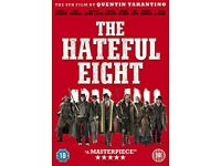 The Hateful Eight DVD - Brand New and Sealed