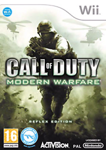 Looking For COD 4 Modern warfare For Wii