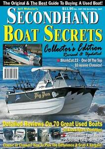 Secondhand Boat Secrets Mag - Reviews on Savage, Cruise Craft Southport Gold Coast City Preview