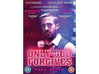 Blu-ray Films: Only God Forgives, Teen Wolf and True Grit - Der Marshal