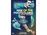 rise of the foot-soldier DVD (check description for details)